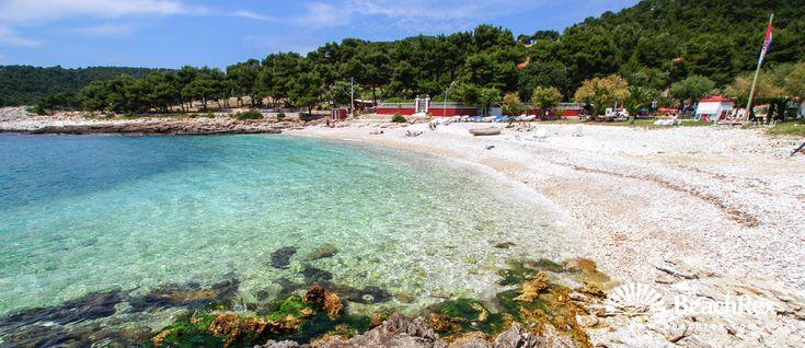 Beach Milna - Milna - Island Hvar - Dalmatia - Split - Croatia