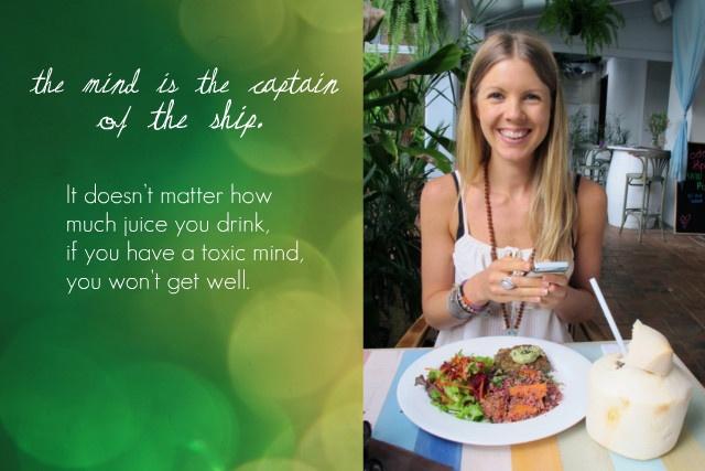 Jessica Ainscough, The Wellness Warrior