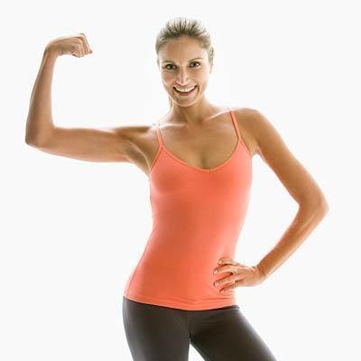 Best arm exercises for women [ SkinnyFoxDetox.com ] #fitness #skinny #health