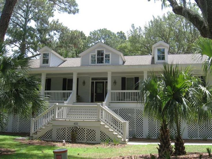 62 Best Images About Fripp Island Houses On Pinterest