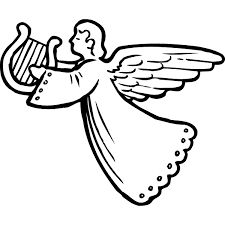 46 best angels images on pinterest christmas angels angels and angel rh pinterest com baby angel clipart black and white angel clip art black and white silhouette