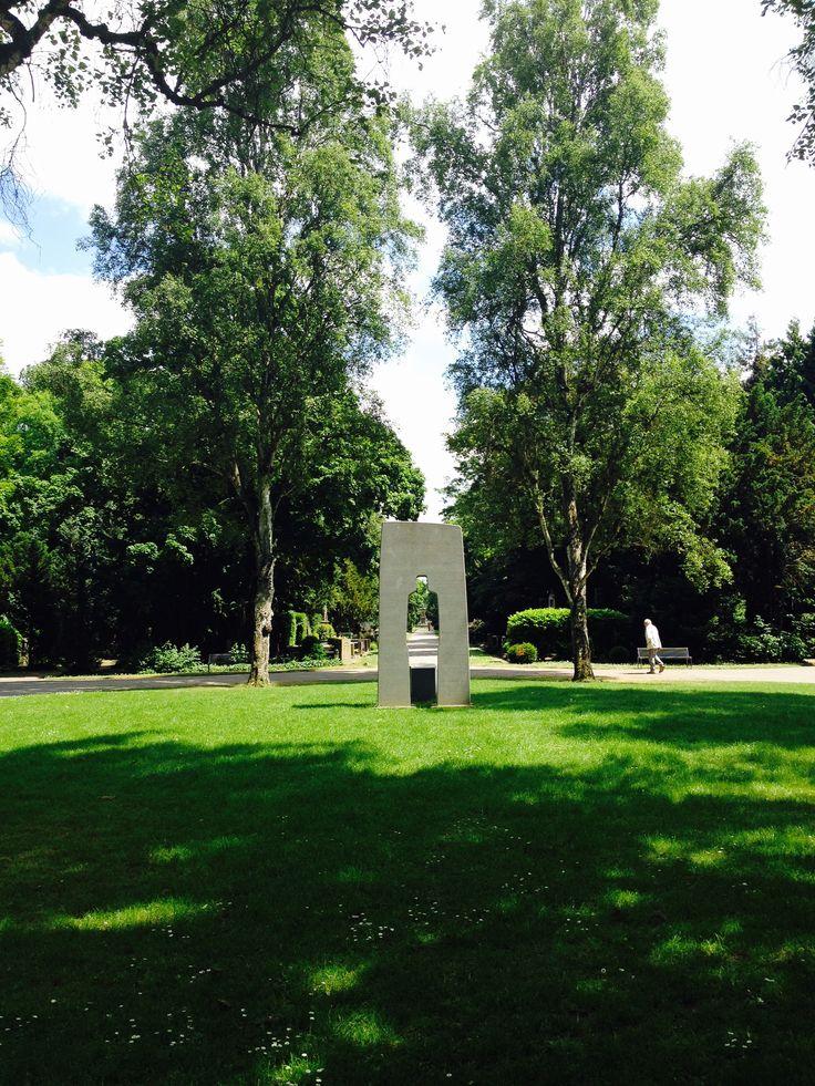 #Melatenfriedhof, seit über 200 Jahren auch #Kölns Park