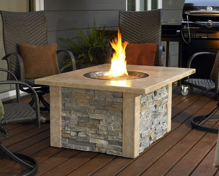 Best 25+ Outdoor gas fire pit ideas on Pinterest | Gas outdoor ...