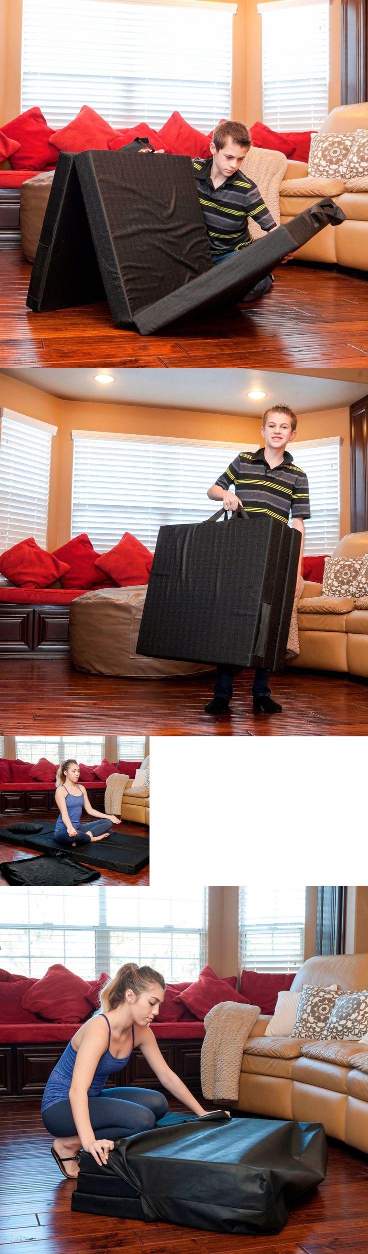 Floor mats to sleep on - Mattresses And Pads 36114 Sleepover Bed Foam Floor Mats For Kids Sleeping Pad Folding Camping