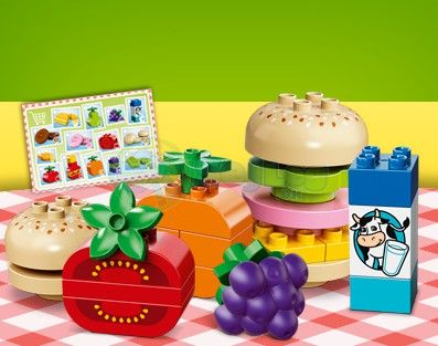 LEGO Duplo Kreativ picnic - 10566