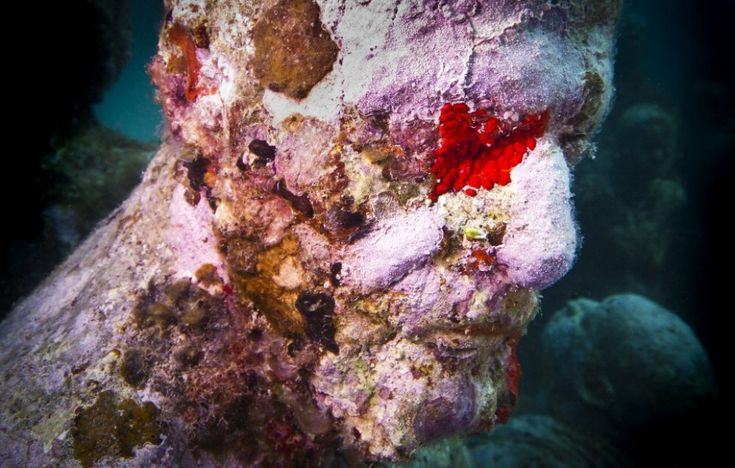 Un museo sott'acqua: le sculture di Jason