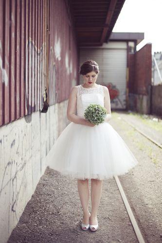 Nydelig brud fotografert av Heidi Furre http://heidifurre.com/weddings/