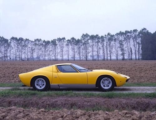 Merveilleux Lamborghini Miura The Sports Car That Makes All Before It Obsolete. When  The Prototype Was Launched At The 1966 Geneva Motor Show, It Was The  Fastest Car On ...