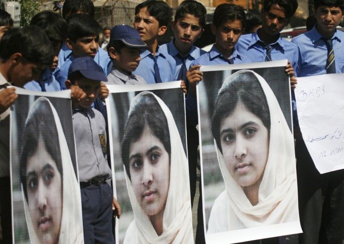 Were are the liberal protestors this is nuts an attack on children because they are getting educated!  Peshawar school attack: Taliban's 'revenge' for Malala Yousafzai's Nobel Peace Prize
