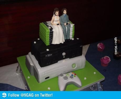 lol gamer cakes