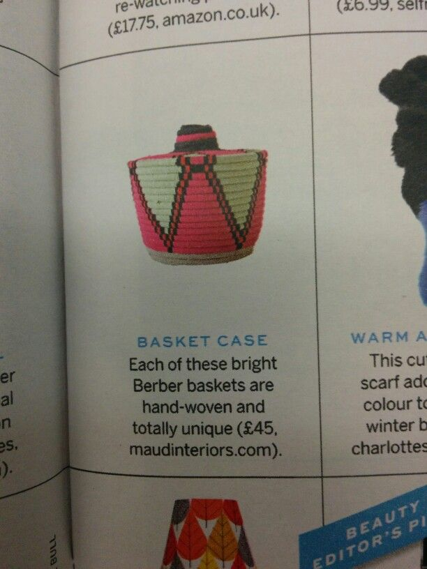 Basket for MIL?