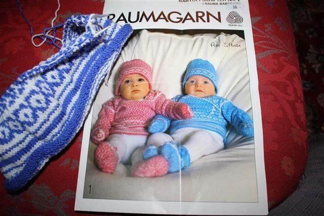 Per Spook-genser til baby.