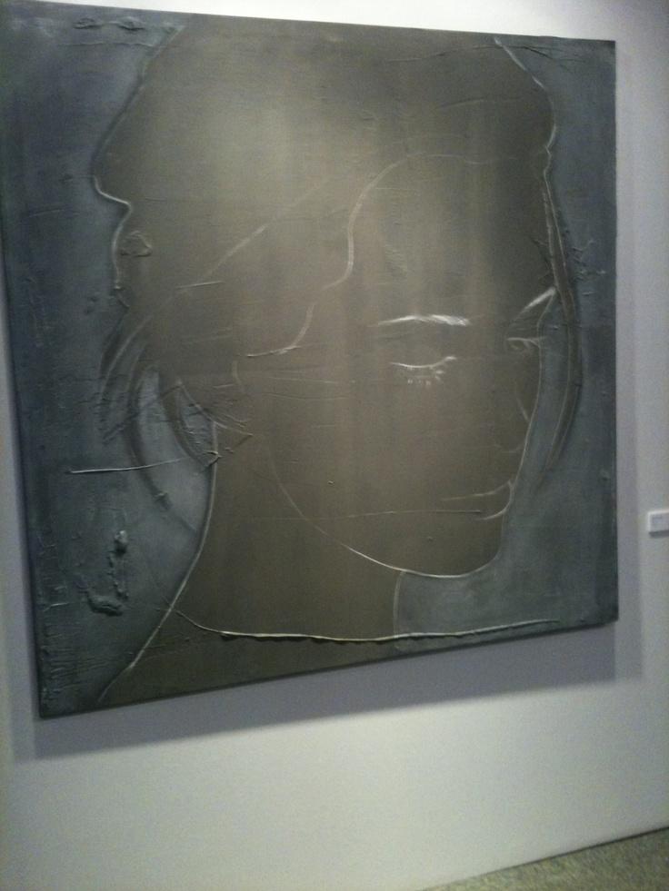 Painting by Casper Faassen