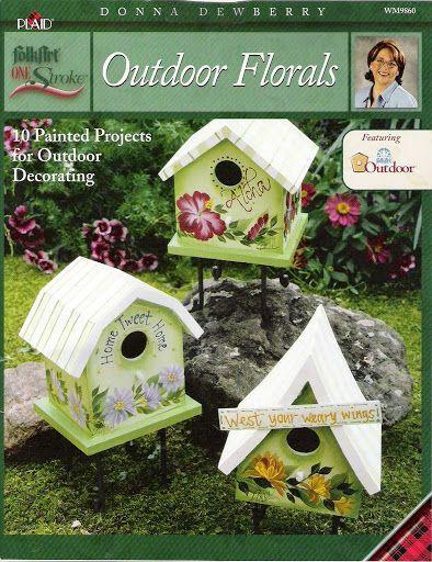 OUTDOOR PAINTING - Michelle L. Porte V. - Álbuns da web do Picasa... Free book!!