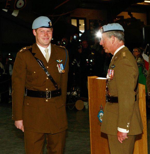 Prince Harry - Army Pilot's Course Graduation