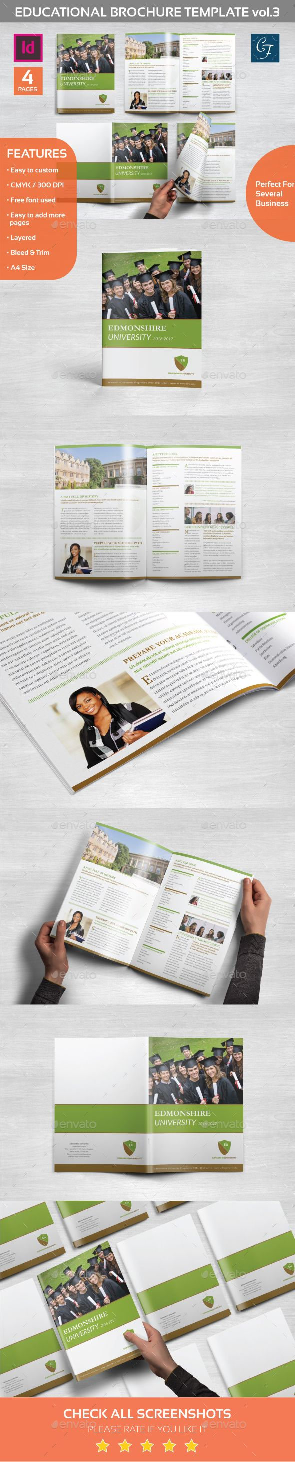 1000+ images about Informational Brochure Template on Pinterest