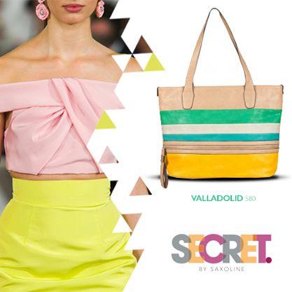 Este verano atrévete a cambiar con Secret!   Conoce toda la colección en www.carterasecret.cl