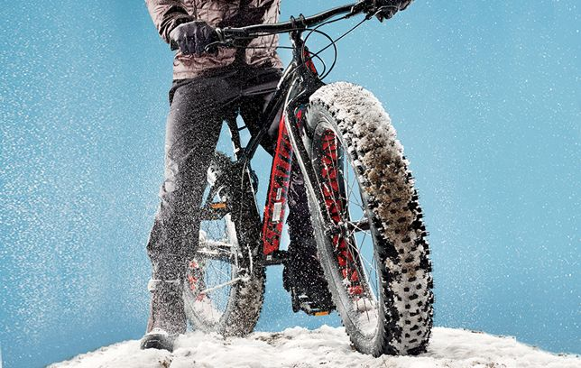 Fat Biking  We #bike all year long in #Gunnison #CrestedButte. Take a spin on a fat tire bike during your next visit! www.VisitGCB.com