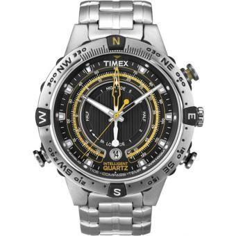 Reloj Timex IQ Caballero Mod. T2N738-Negro