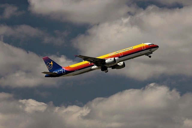 Air Jamaica Airbus A321-211 6Y-JMH now with Atlas Air as TC-ATB   Flickr - Photo Sharing!