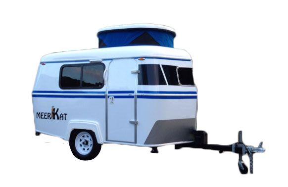 Meerkat Teardrop Camper Small Camping Trailer Dealer In