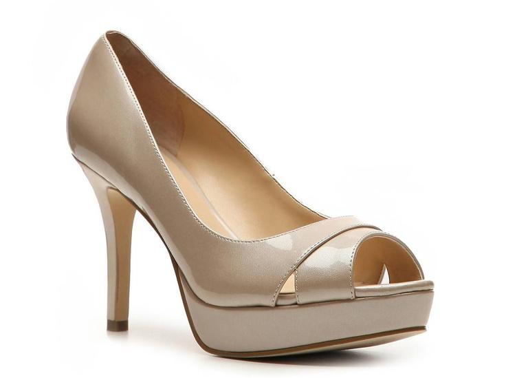 Audrey Brooke Gals Patent Pump Florals & Pastels Spring Trend Focus Women's Shoes - DSW