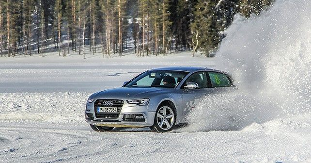 Driving on ice reveals truth in engineering clearer than covering ground on any other surface  http://www.autox.in/features/exclusive-stories/audi-ice-driving/