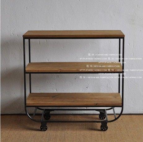 Les 25 meilleures id es concernant vieux bagages sur pinterest mobilier rec - Etagere style industriel pas cher ...