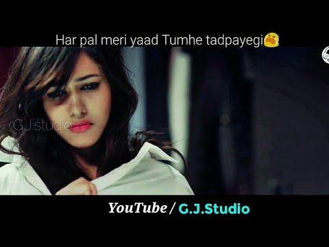 Har pal meri yaad Tumhe tadpayegi whatsapp status || paradesi paradesi jaanaa nahin whatsapp status - YouTube