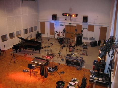 Abbey Road Studio 2. Where 4 young musicians from Liverpool made their magic...