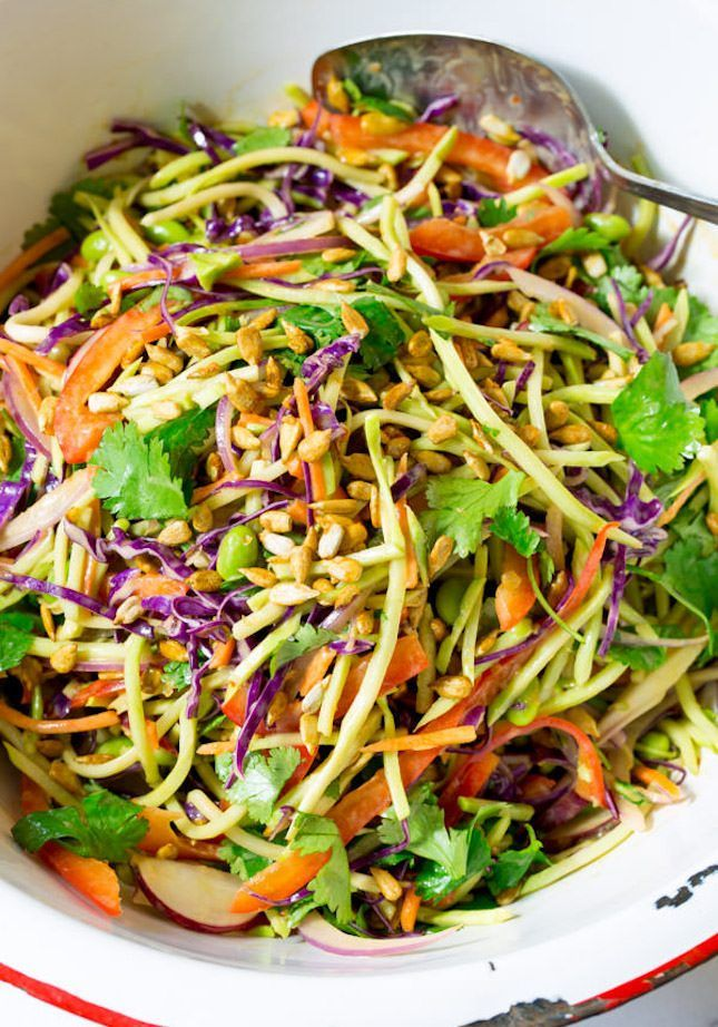 Summer Slaw Recipes for Potlucks, Cookouts | Brit + Co