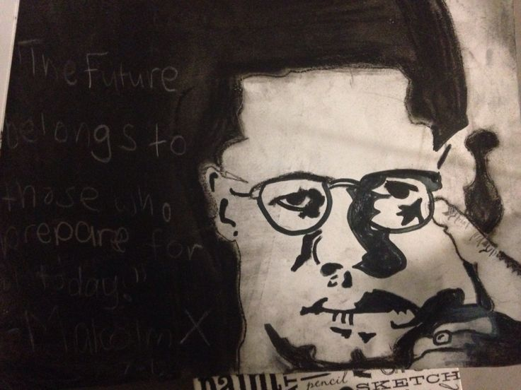 2012 drawing xpp malcolm x