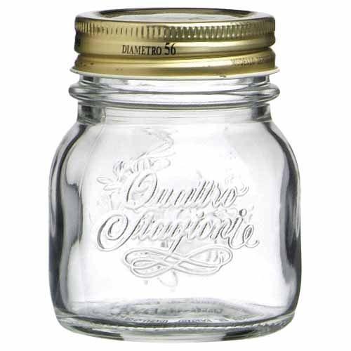 QUATTRO STAGIONI GLASS PRESERVING JAR 150ML - Mitre 10