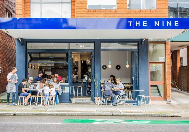 Mediterranean, organic, with Five Senses coffee and a beautiful fit-out. The Nine ticks all the boxes.