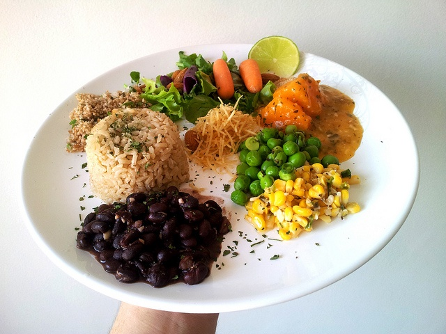 Comida Vegana by ViSta-se, via Flickr