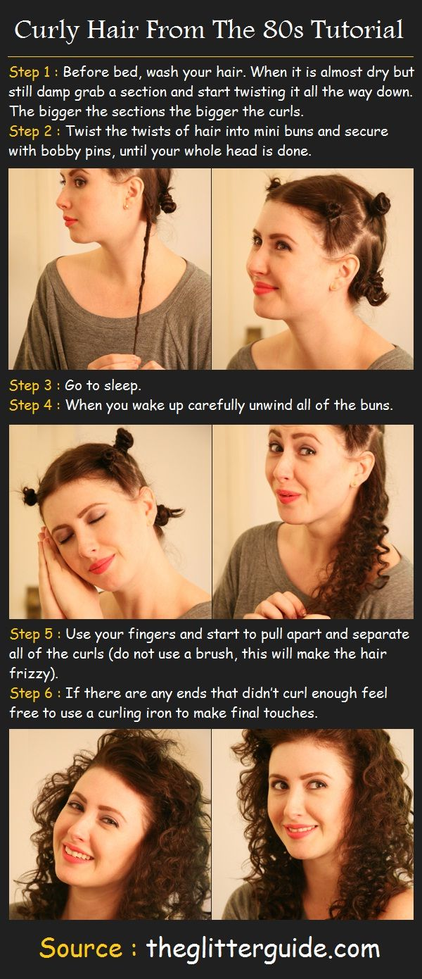 Pinterest Tutorials: Hair Tutorial