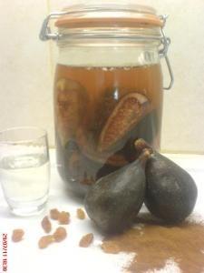 Rhum Figues, Cannelle & raisins secs - Recette, préparation et conseils sur Rhum arrangé .fr