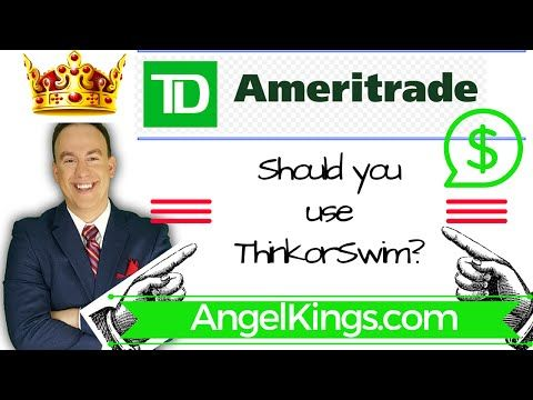 TD Ameritrade Review: ThinkorSwim for Trading & Investing - AngelKings.com - (More Info on: http://LIFEWAYSVILLAGE.COM/videos/td-ameritrade-review-thinkorswim-for-trading-investing-angelkings-com/)