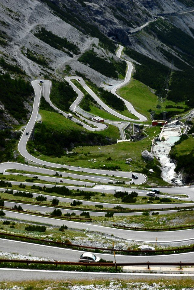eccellenze-italiane: Passo dello Stelvio shot by Clemente Napolitano (don't remove the credit)