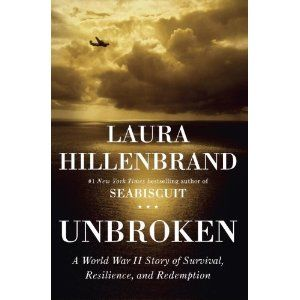 Out of my comfort zone but a terrific read!: Worth Reading, Book Club, World War Ii, Ii Story, Unbroken, Books Worth, Survival, Laura Hillenbrand