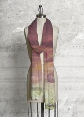 Modal Scarf - Green Goddess by VIDA VIDA