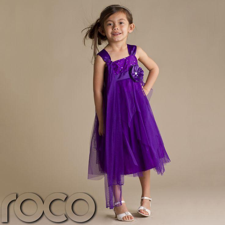 Vistoso Children Bridesmaid Dress Ornamento - Vestido de Novia Para ...