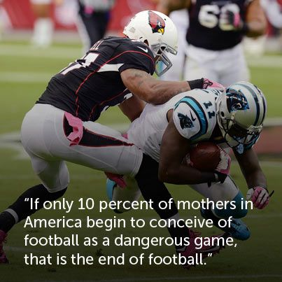 We spoke to the authors of League of Denial about the future of the NFL.