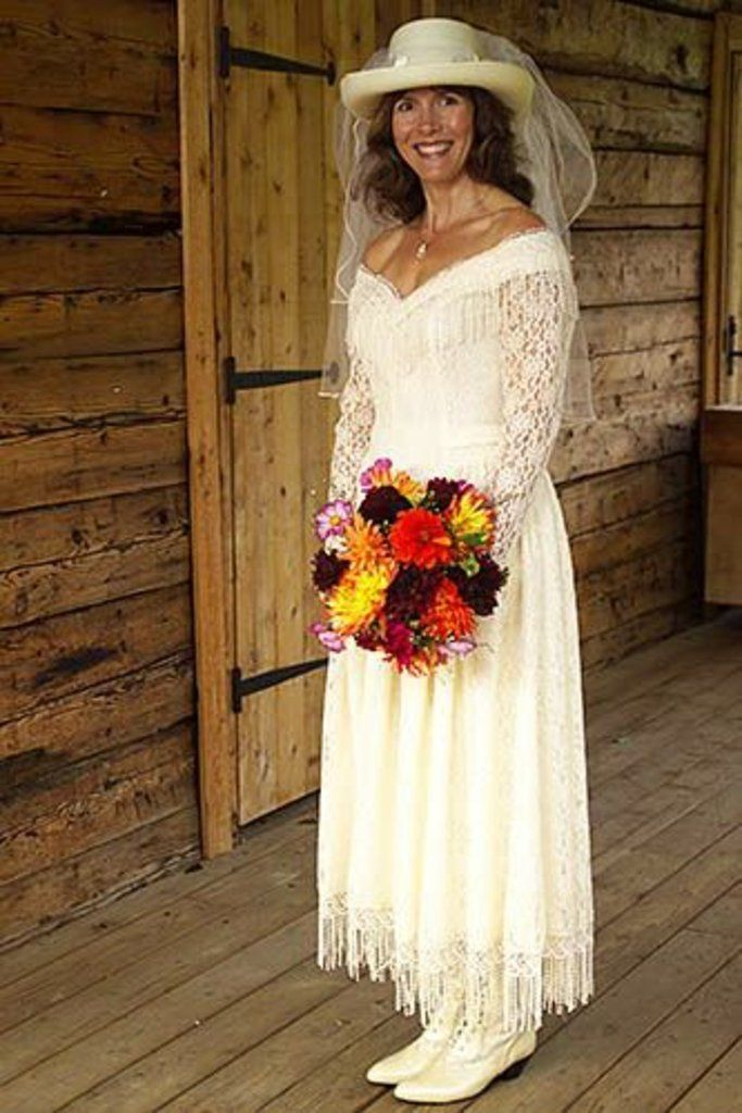 Plus Size Western Style Wedding Dresses | Wedding