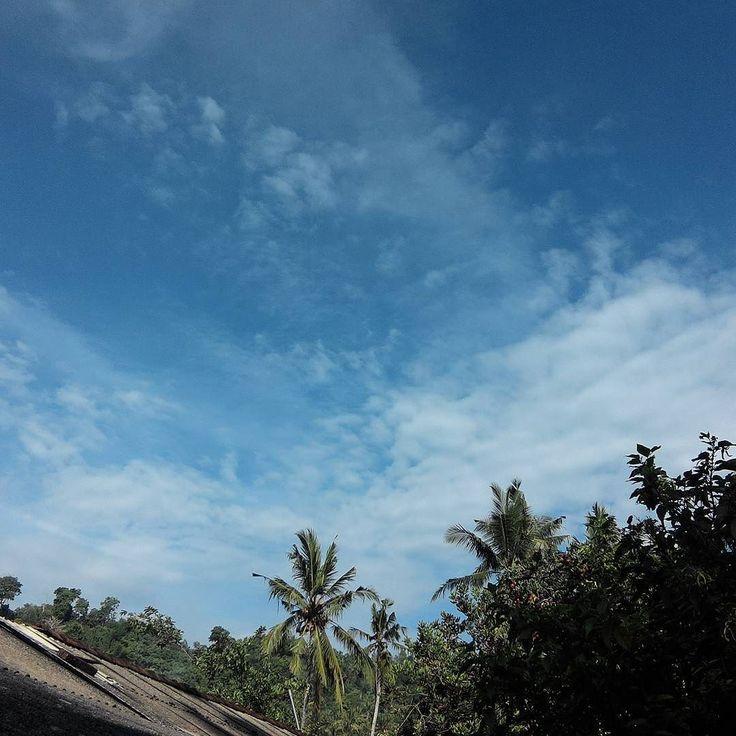 #ngembakgeni #cerah #indah #terang #kampung #masihdisini by dana_yanti