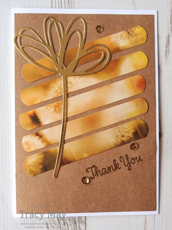 Serene Scenery DSP Stack by Stampin' Up!