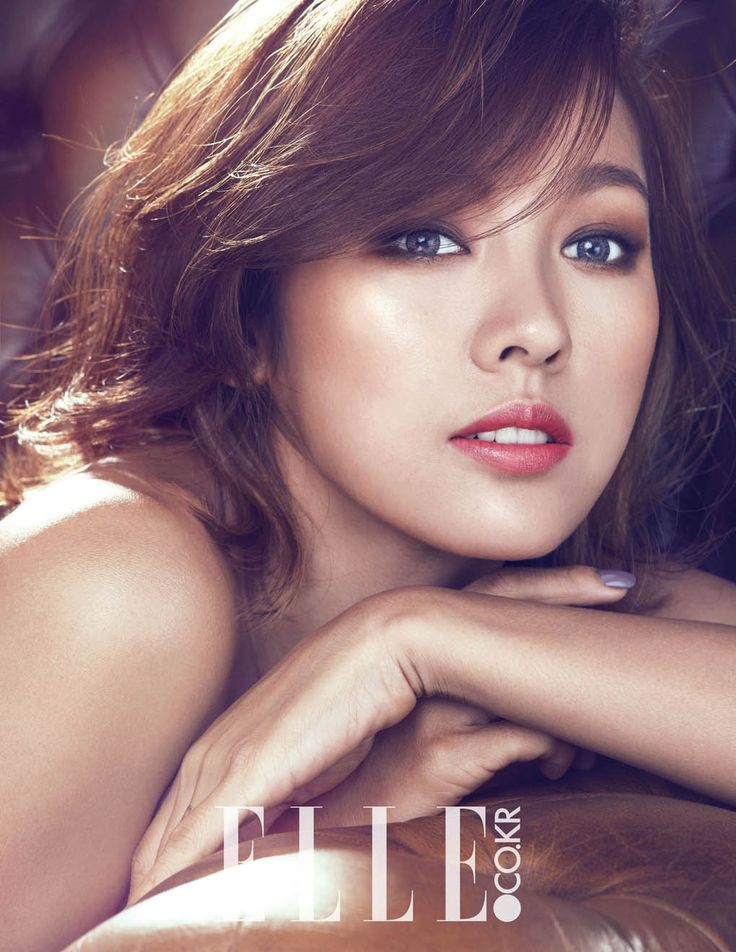 Lee Hyori - Elle Magazine October Issue '14