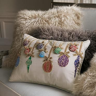 Ornament Decorative Pillow