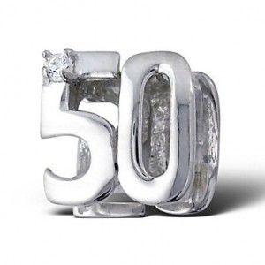 charms pandora 50 ans