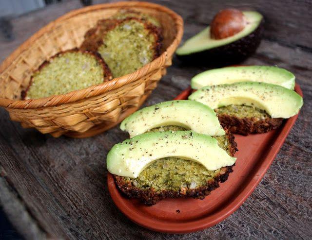 Erterundstykker med quinoamel fra Veganmisjonen
